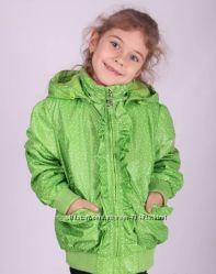 Куртка демисезонная для девочки Donilo 98-128