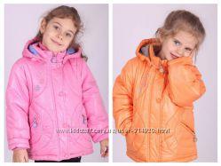 Куртка демисезонная для девочки Donilo 98, 104