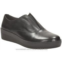 Кожаные туфли  Clarks 34, 34. 5, 36, 36. 5