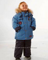 Зимний костюм - комбинезон для мальчика Kiko 86, 92, 110, 116, 122, 128