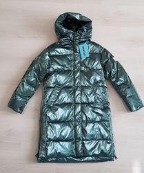 Зимнее пальто Donilo 5710 для девочки 140 р