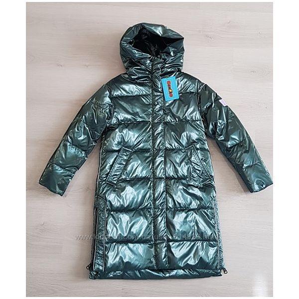 Зимнее пальто Donilo 5710 для девочки 134-170 р