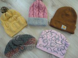 тёплые шапки на любой вкус и цветне дорого