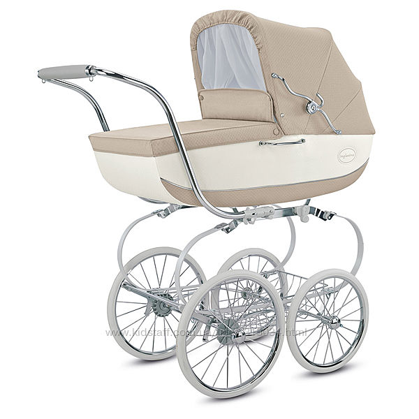 Ідеальна класична  коляска для новонародженого inglesina classica