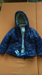 Новая теплая куртка на мальчика Gee Jay