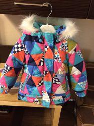 Куртка Kiabi зима состояние новой