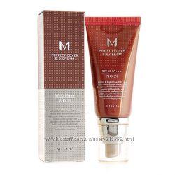 Знаменитый ВВ крем MISSHA M Perfect Cover BB Cream SPF42PA 50 мл