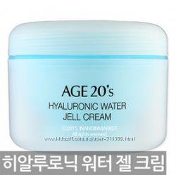 Крем-гель с гиалуроновой кислотой Age 20s Hyaluronic Jell Cream