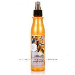 Мист для волос с маслом аргании и 24 каратным золотом от Welcos Confume.