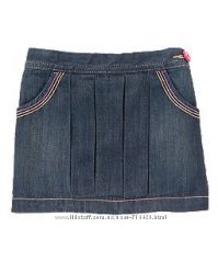 Юбка джинсовая Сrazy8 на 3 года рост 92-98см