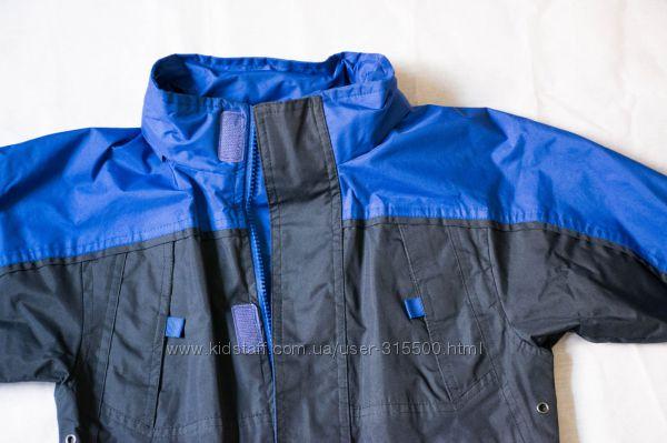 Куртка ветровка дождевик  3-4 года