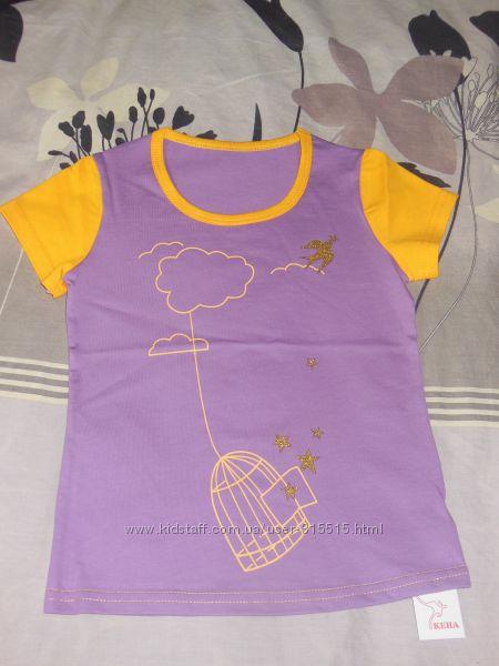 футболка 98-104, 116, 122, 128 см-50грн