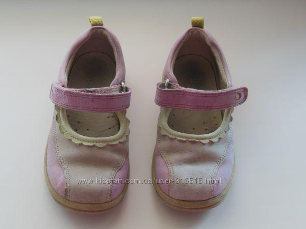 Босоножки туфли экко 24т стелька 15,5см-130грн