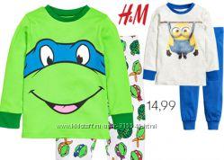 Детские пижамы. H&M. Германия.