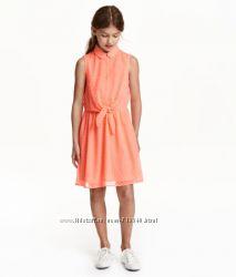Разноцветное платье на девочку. Германия. H&M