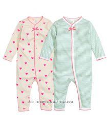 Наборы для новорожденных от H&M. Германия