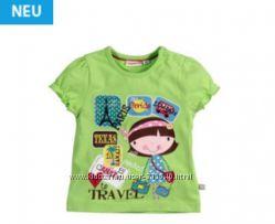 Детская футболка с принтом. Nkd. Германия