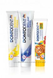 Dontodent зубные пасты из Германии без СЛС