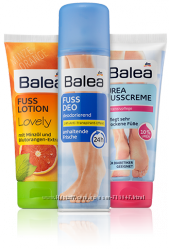Balea крем для ног из Германии