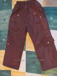 Утепленные штаны Одягайко, 98 размер.