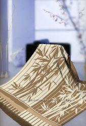 Акционные цены на шикарные бамбуковые пледы Ария