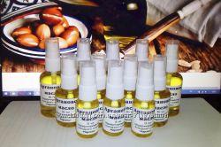 Аргановое масло для волос, лица и тела