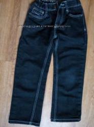 Темно- синие джинсы U. S. Polo, 6 лет