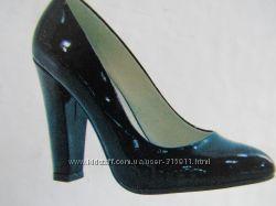 Новые лаковые туфли Centro. 40размер