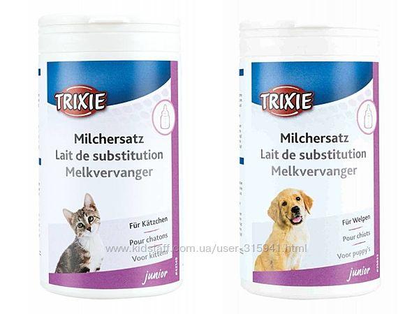 Trixie Заменитель молока для щенков и котят бутылочка для вскармливания