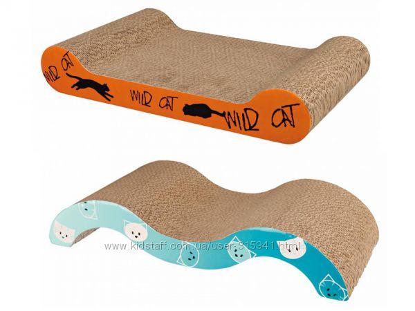 Trixie Трикси Mimi и Wild Cat Когтеточка картонная для кошек