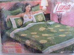 Шелковое постельное белье Турция евроразмер