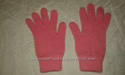 Benetton перчатки на 6 лет