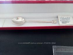 серебряная ложечка  14, 52 гр. низкая цена