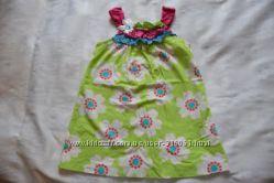 фирменные платья, сарафаны 5-6 лет