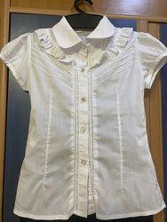 блузки для школы 1-2 класс