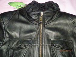Куртка классика кожа