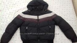 Куртка зимняя, теплая, как новая