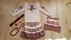 Украинский костюм для девочки 5-7 лет