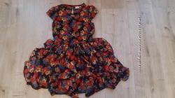 Платье шифоновое Bluezoo, на 8 лет