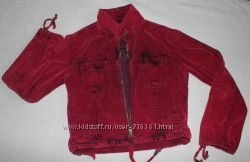 Vigoss вельветовая куртка, размер М