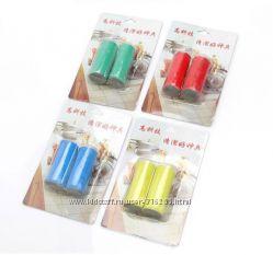 Абразивная щетка-стик для очистки поверхностей и посуды  2 шт в упаковке
