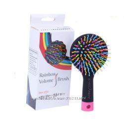 Щетка для волос Радуга,  Tangle Teezer, резиночки для волос