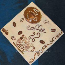 Салфетка для декупажа Кофейная чашка