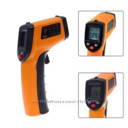 Бесконтактный лазерный термометр