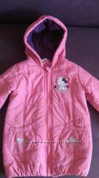 Демисезонное пальто для девочки 4А