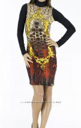 Платье Roberto Cavalli, оригинал, одевалось один раз Размер S.