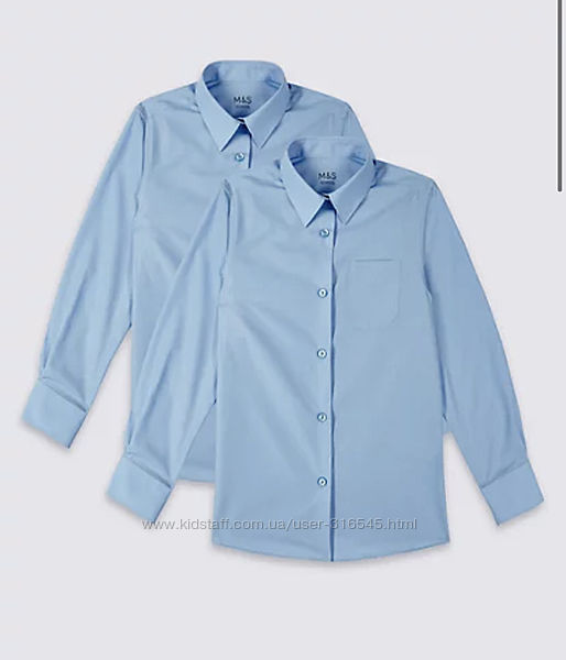 Блузы-рубашки Mark Spencer, 13-14лет