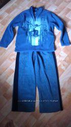 Флисовые штаны и кофта