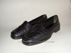 Кожаные балетки-туфли Footglove р. 35, стелька 22, 5 см.