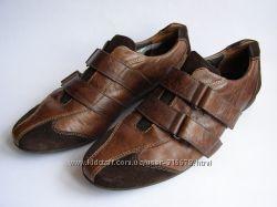Модные кожаные спортивные туфли Paul Green, р. 39, 5 - 26см.